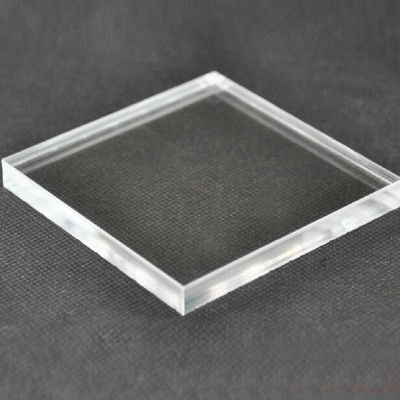 Cast Clear Acrylic Sheet Plastic Sheet (1 Pieces, 54.25