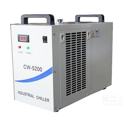 Laser Engraver Water Chiller CW-5200, AC 110V, 60Hz